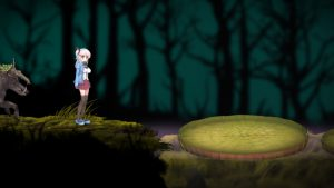 アルプスと危険な森_水底1