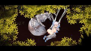 アルプスと危険な森_蜘蛛2