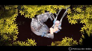 アルプスと危険な森_蜘蛛4