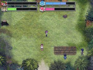 無人島生活RPG ~オタサーの姫と三人の賢者~_ステータス