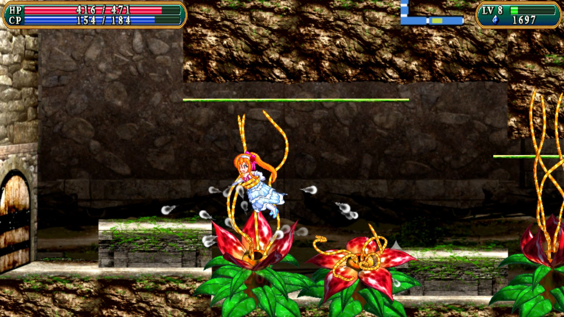 【エロACTレビュー】ViotoXica ~Vore Exploring Action RPG~(製品版)