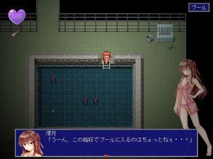 SCREAMER LABO~悪夢の実験棟から逃れられない少女~_フィールド2