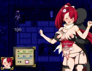 くノ一椿_戦闘1