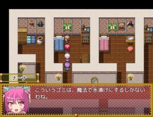 トランス・フィメール・ファンタジー ネクサス_姫2