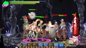 プリンセスディフェンダー ~精霊姫エルトリーゼの物語~_全裸1
