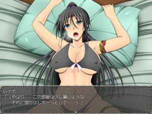 黒麗のレイナ外伝_マッサージ2
