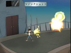 童貞マジカルスクール(DT MAGICAL SCHOOL)_スライム戦6