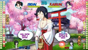 Waifu Fight Dango Style_おっぱい2