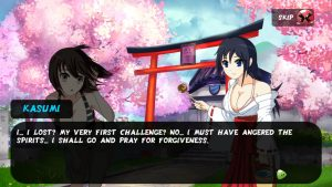 Waifu Fight Dango Style_ノベル