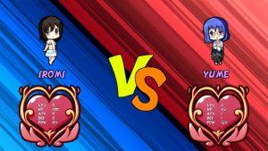 Waifu Fight Dango Style_開始