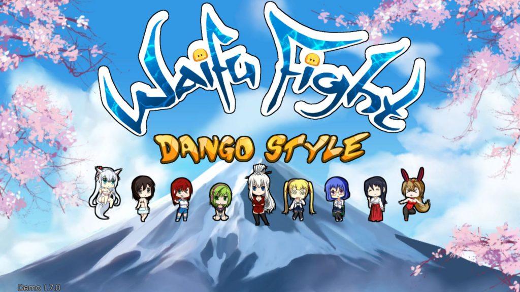Waifu Fight Dango Style_タイトル