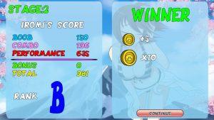 Waifu Fight Dango Style_勝利2