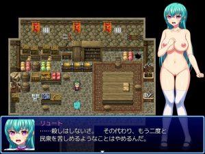 プリンセスプリンス~女体化王子リュートのエッチな冒険~_山賊イベント6