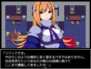 闘技場の引ん剥き職人RPG_ヒロイン8