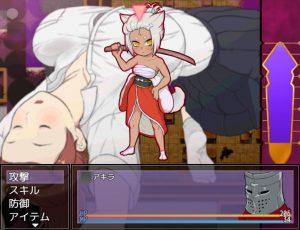 インピュアドリーム 悪夢の種付け_雑魚戦3