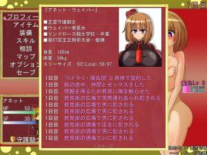 PrincessGuard~守護騎士アネットの旅~_プロフィール1