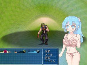 Hero's Daughter~気弱娘アイナの成長物語~_戦闘4