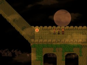 ラレンティーナの剣を探して_月の見える階段1