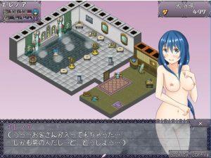淫宴のノルニール_風呂1