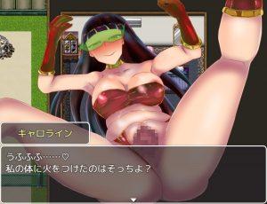 仮面委員長セックス_ギャップ2