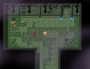 ミリィと生贄の森_敵シンボル