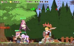 Attack it! Devil legion_エロ4