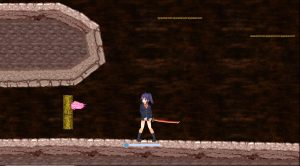 神月の巫女と試練の洞窟_札2