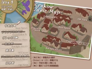 Mazurka~リンネの花時計~_マップ